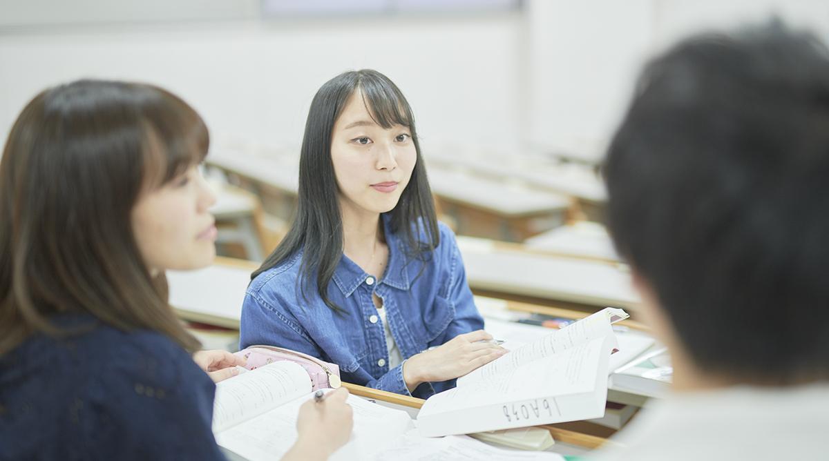 愛知学院大学 自習室